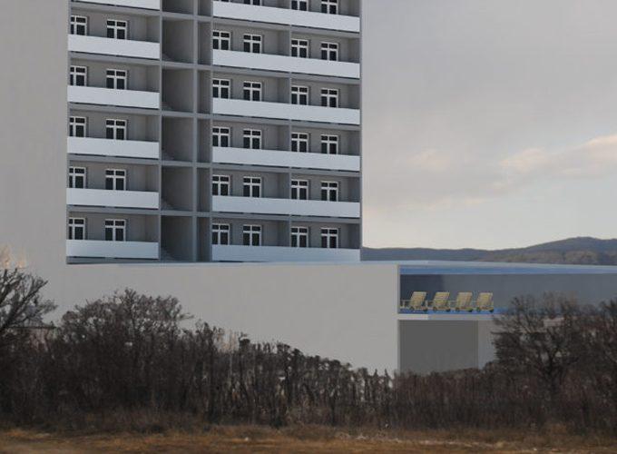 مشروع تبليسى السكنى
